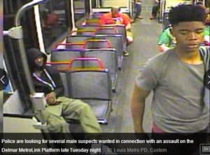 Anyone who recognizes the suspects is asked to call CrimeStoppers at 866-371-TIPS.