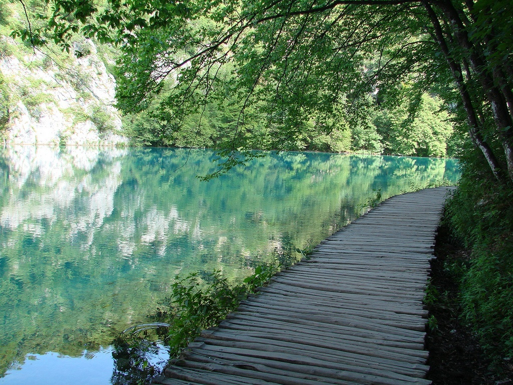 National Parks in Croatia #Croatia #Plitvice Lakes NP -Chasing the Donkey