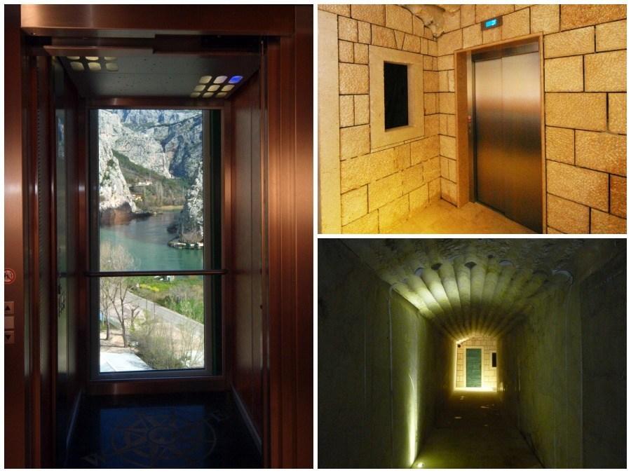 Hotel-Villa-Dvor-Elevator - Chasing the Doneky Croatia