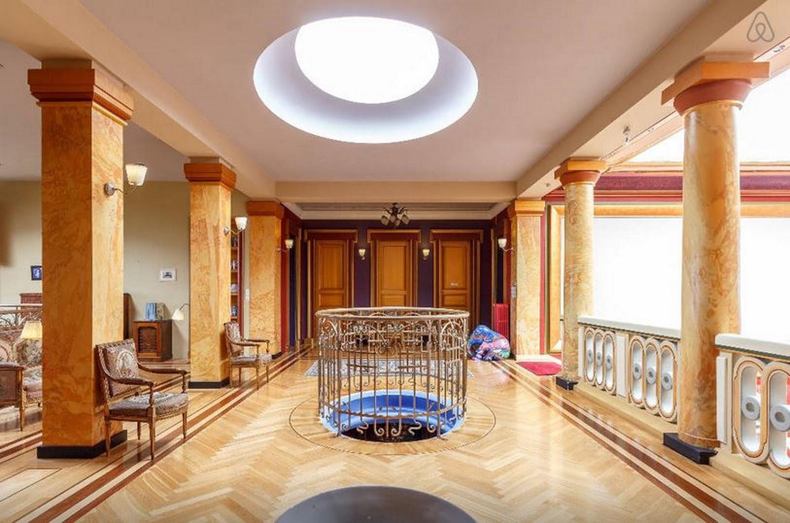 2ème étage - bibliothèque