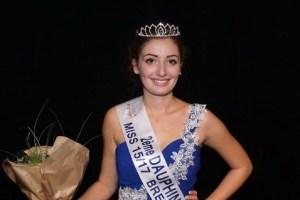 Manon Philippo, 2ème dauphine de Miss 15-17 Bretagne 2016