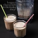Friday List: My Top Ten Cookbooks & a Chocolate Milkshake