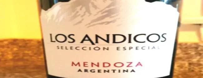 Los Andicos Malbec 2015