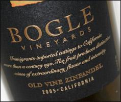 Bogle Old Vines Zinfandel