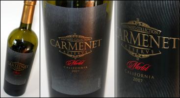 Carmenet Vintner's Reserve Merlot