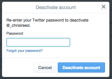 twitter-deactivate-password