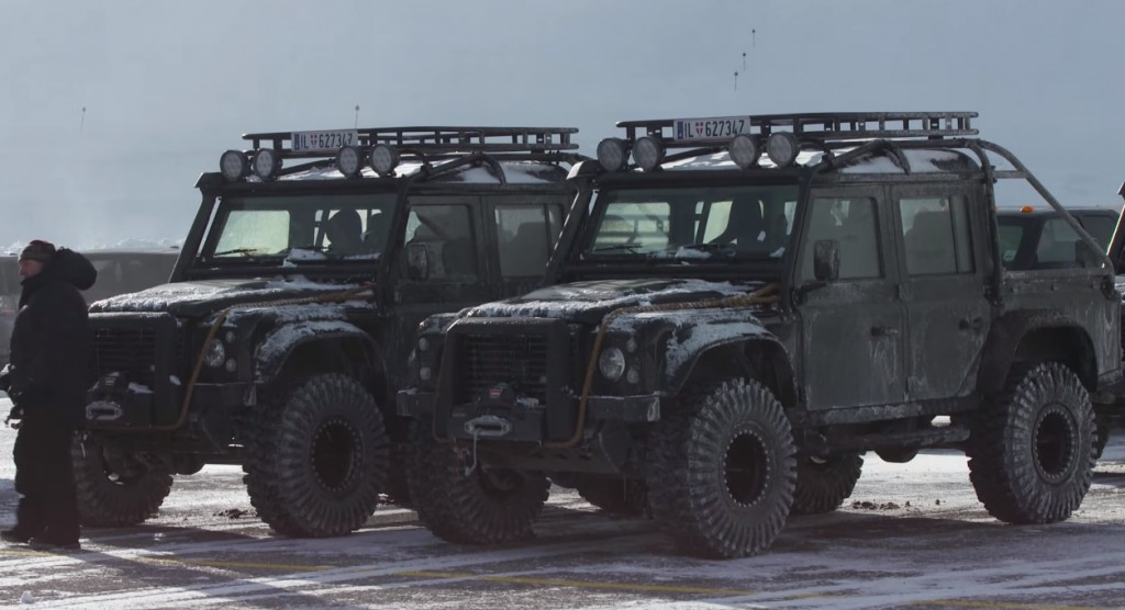 Source: YouTube/Land Rover  S