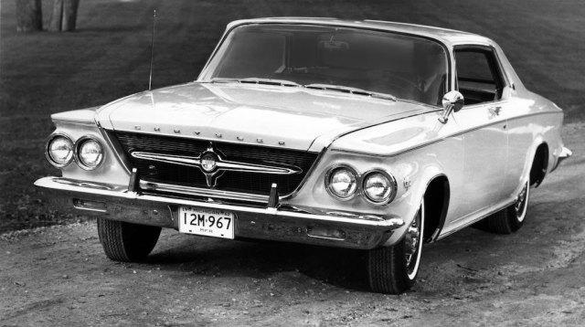 1963 Chrysler 300J