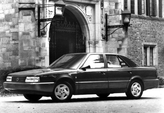 1990 Eagle Premier ES