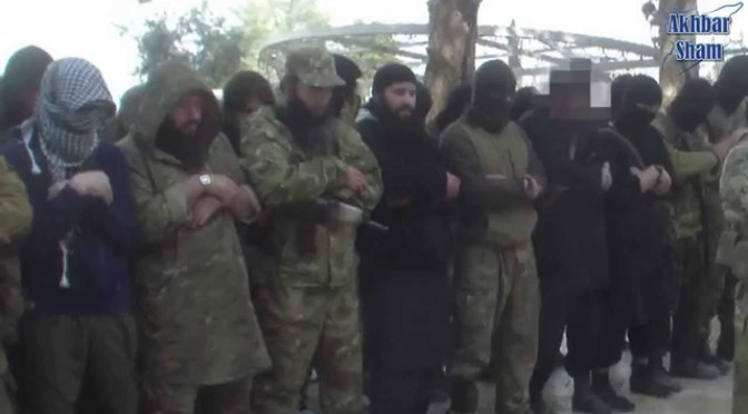 Jaish al-Muhajireen wal Ansar Has Small Core North Caucasian Group