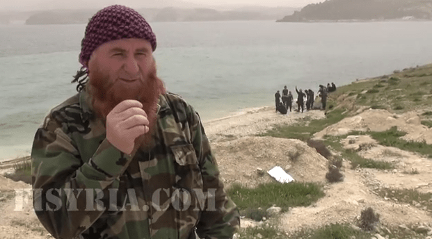 ISIS Chechen Training Montage With Ibragim Shishani