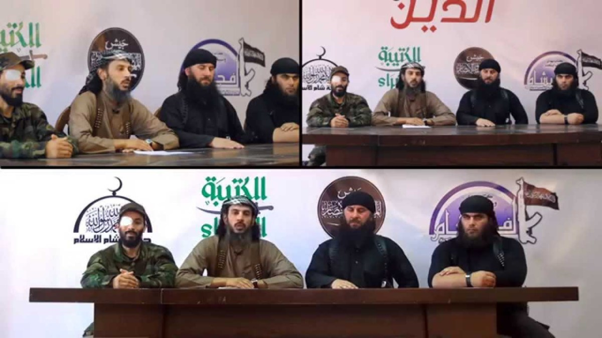 Jaish al-Muhajireen wal-Ansar Involved In Attack On Shia Villages In Aleppo