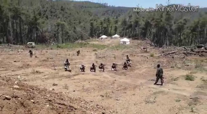 Video: Chechen-Led Ahadun Ahad Training Camp