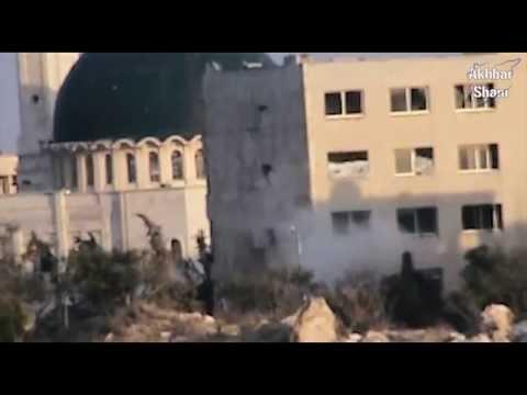 New Video: Jaish al-Muhajireen Wal-Ansar in Layramoun, 13 Sept