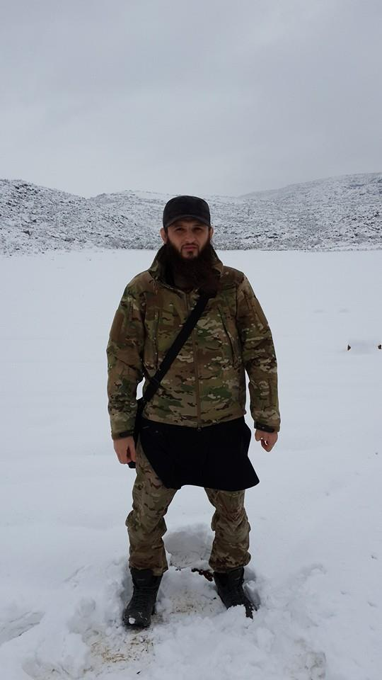 Abdul Hakim Shishani, Emir of Khalifat Jamaat, Fought in Chechnya