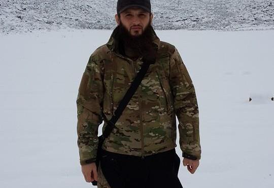 Abdul Hakim Shishani Emir 2