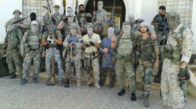 Jaish Al-Muhajireen Wal-Ansar Claim Hilltop Capture At Handarat