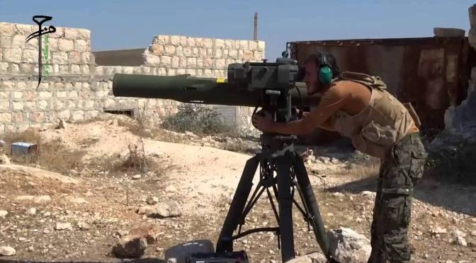 US-Blacklisted Jaish al-Muhajireen Cooperating With US-Backed Harakat Hazm