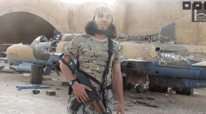 Uzbek-Led Katiba Sayfullah (Nusra) Involved In Abu Duhour Air Base Assault