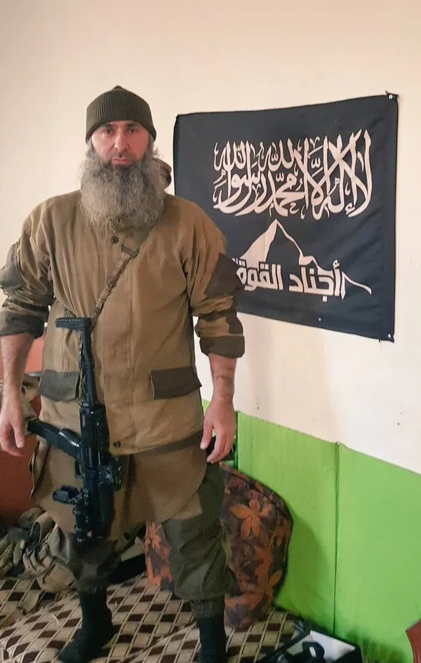 Abu Bakr Shishani Now Fighting Alongside Ajnad al-Kavkaz In Latakia
