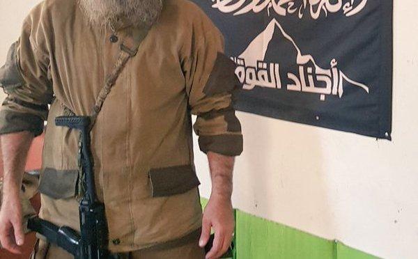 Abu Bakr Shishani Now Fighting Alongside Ajnad al-Kavkaz In Latakia