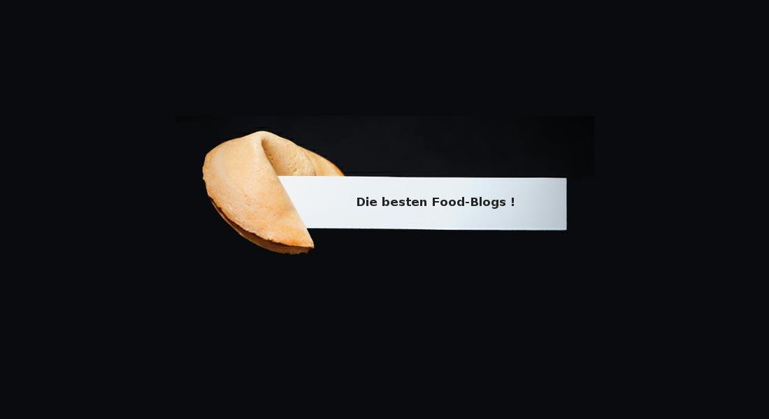 Die Liste der besten Food-Blogs im deutschsprachigen Raum