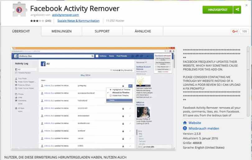 facebook-chrome-activity-remover