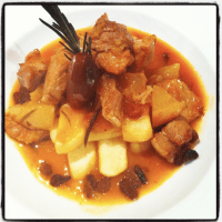 Stew-pendous with Fruit