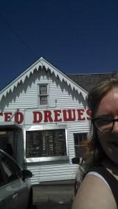 Ted Drewes, St. Louis, MO - fabulous frozen custard!
