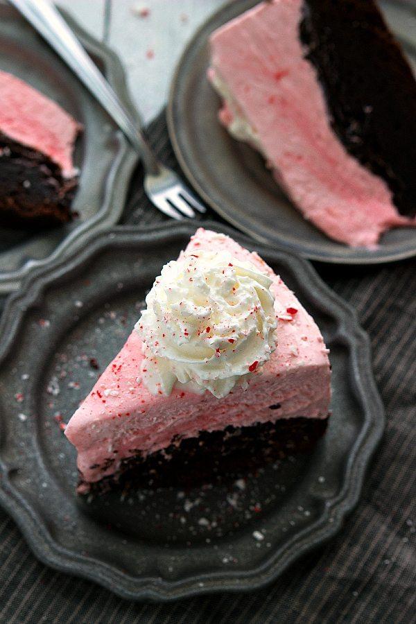 Frozen Peppermint Cake Recipes — Dishmaps