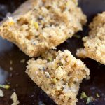 Healthy + Flourless (GF) Lemon Chia Seed Muffins