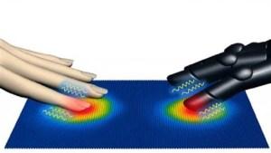 Τεχνητό δέρμα νιώθει πίεση και θερμοκρασία