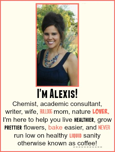 Alexis from Chemistry Cachet