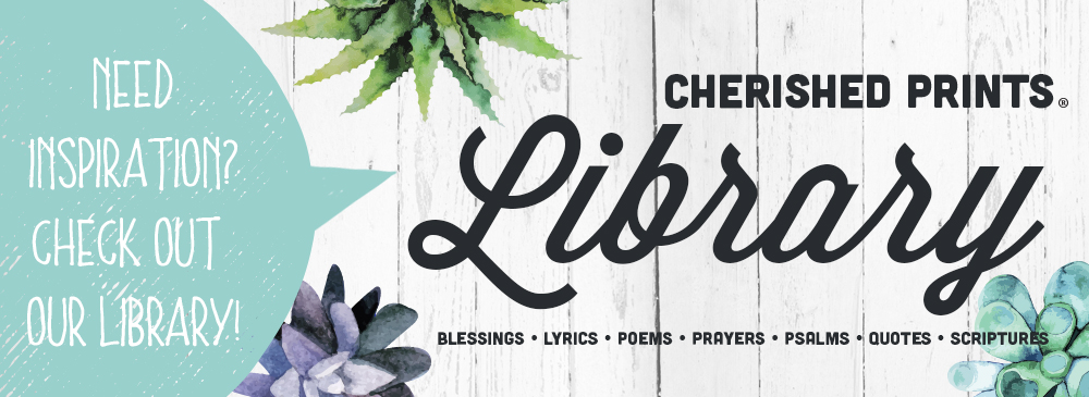 Cherished-Prints-Library-Banner