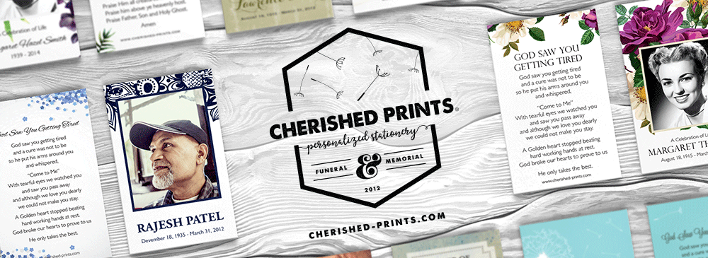 Welcome to Cherished Prints
