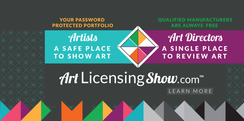 Find out about the new website we are developing for the global art licensing community.