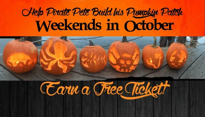 Pirate Pete's Pumpkin Patch in Annapolis