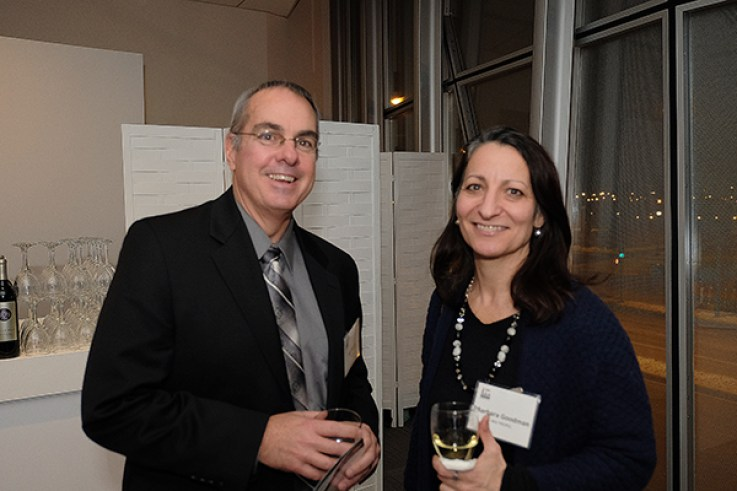Jay McGill (Eli Lilly) and Barbara Goodman (PROPEL, iBIO Institute)