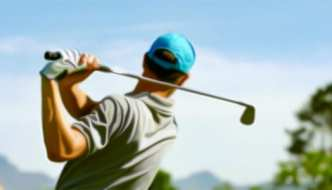 See How Easily You Can Get Into The Golf Zone