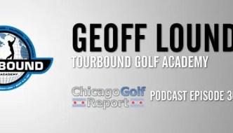 Geoff Lound of TourBound Golf Academy