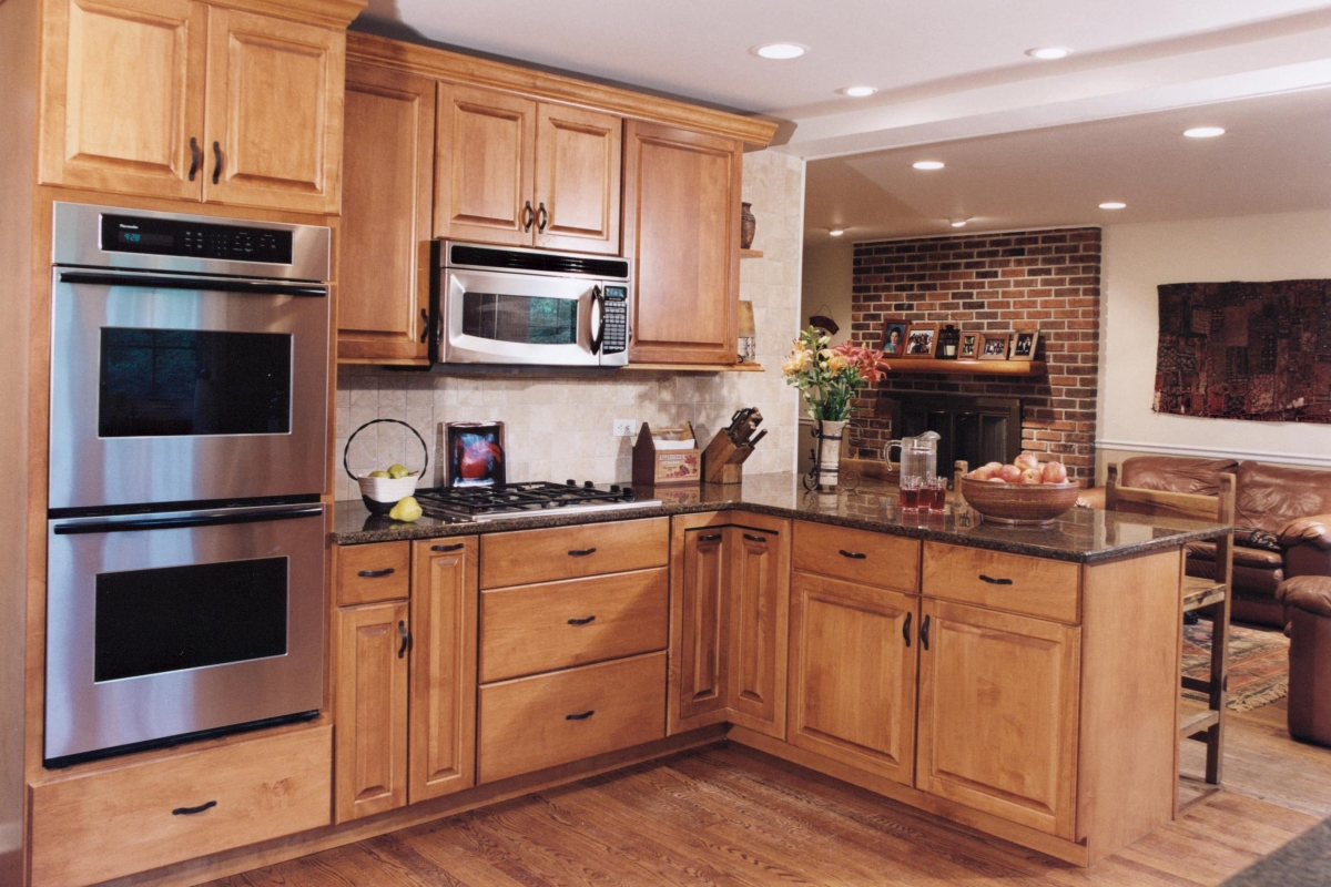 chicago kitchen remodeling kitchen remodeling contractor Deerfield Kitchen 2