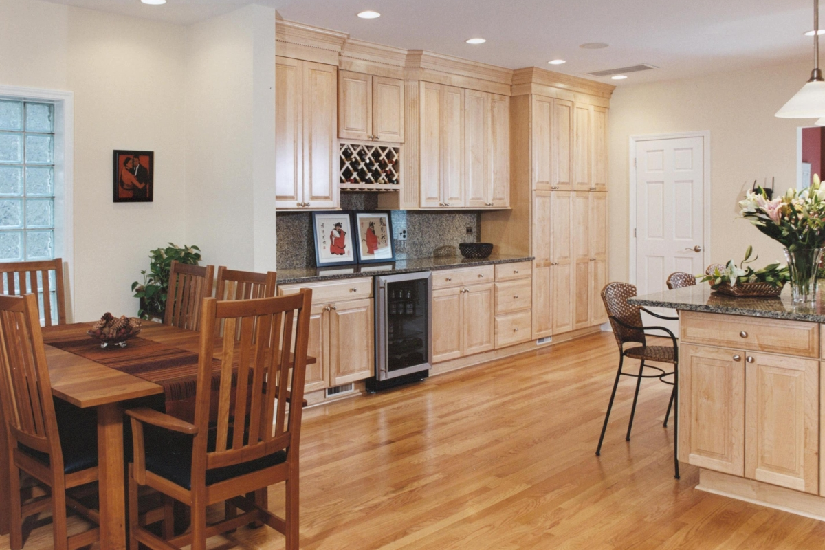 chicago kitchen remodeling kitchen remodeling contractors Lakeview Kitchen 2