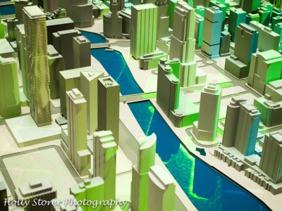 Chicago 3D River