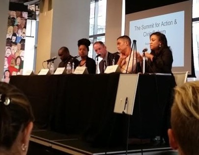 Political reform organization holds summit to engage millennial voters