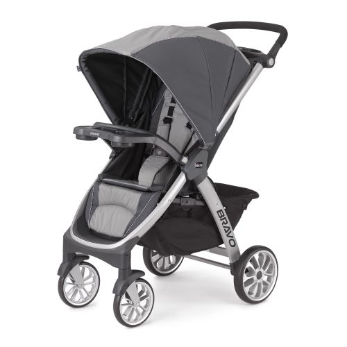 Medium Crop Of Chicco Bravo Stroller
