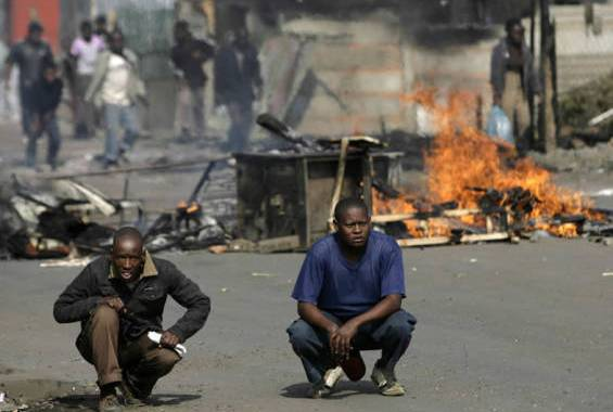 ECOWAS chairman, John Mahama, condemns xenophobic attacks in South Africa
