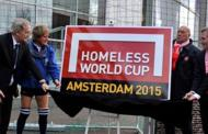 Match schedule for first stage of Homeless World Cup announced