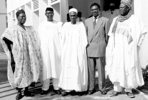 Nigeria: As it was in 1953