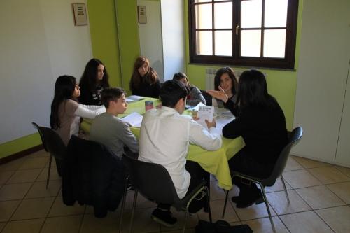 Classe dei ragazzi 2015-16