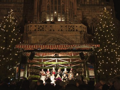 Adventures in Christmas Markets